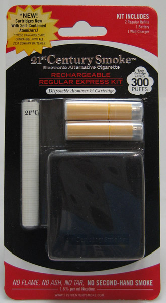 21st Century Smoke Electronic Cigarette. View larger image · View larger  image